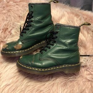 Dr. Marten 1460 8-Eye Leather Boots